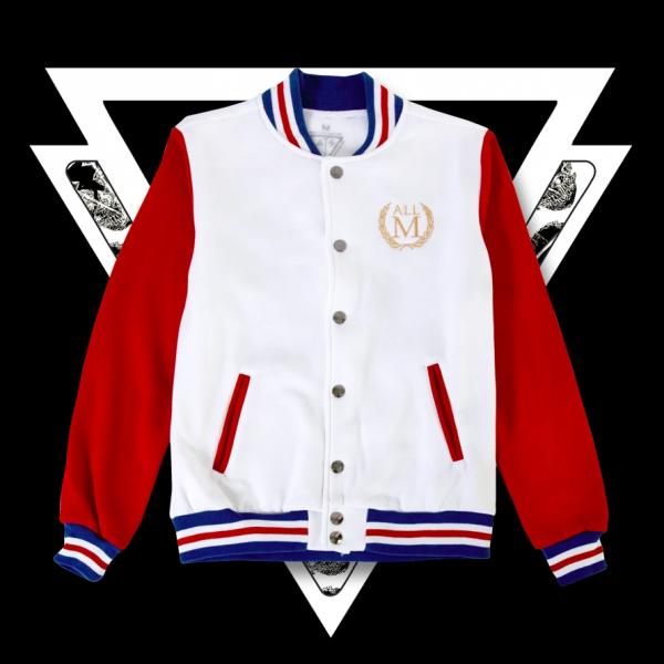 All Might Varsity Jacket