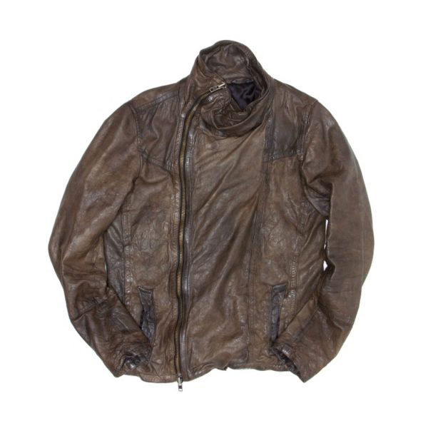 All Saints Spitalfields Leather Jacket