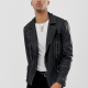 Allsaints Cargo Leather Jacket