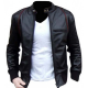 Alpha M Leather Jacket