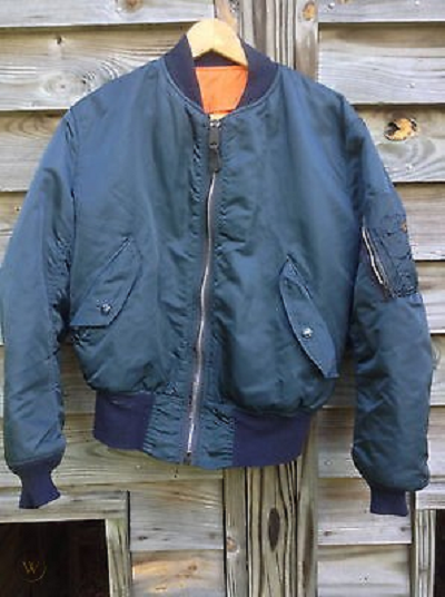Alpha M Leather Jacket