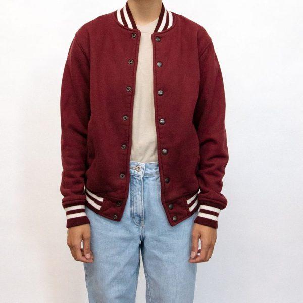 American Apparel Letterman Jacket