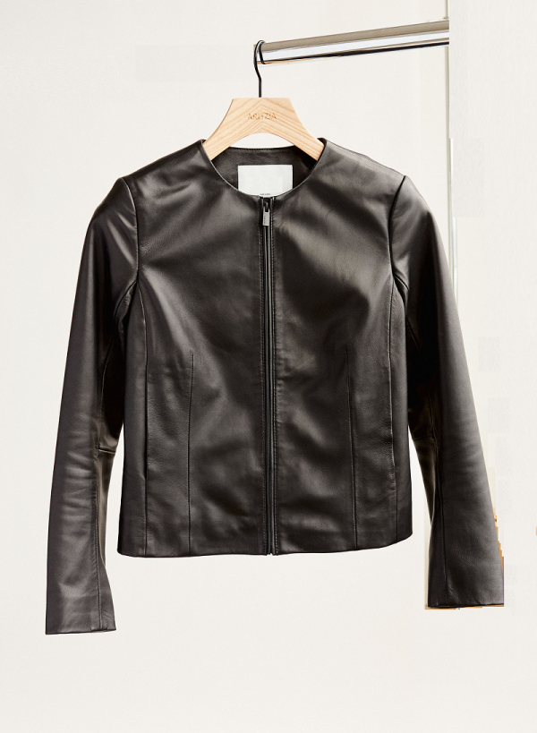 Artizia Leather Jacket