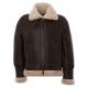 Bombardier Leather Jacket
