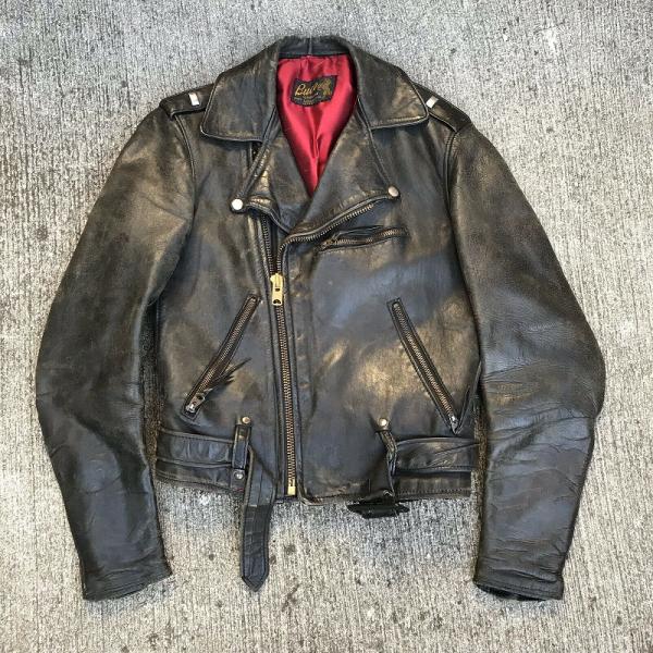 Buco Leather Jacket Vintage