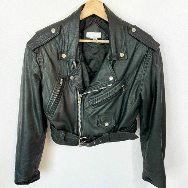 Contempo Casuals Leather Jacket