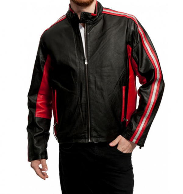 Cycle Leather Jacket