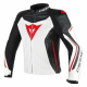 Dainese White Leather Jacket