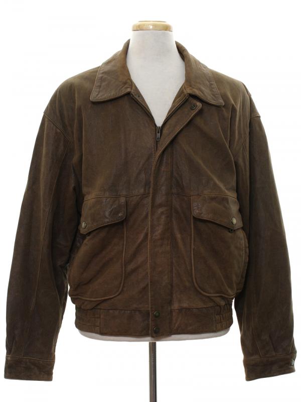 Georgetown Leather Jacket