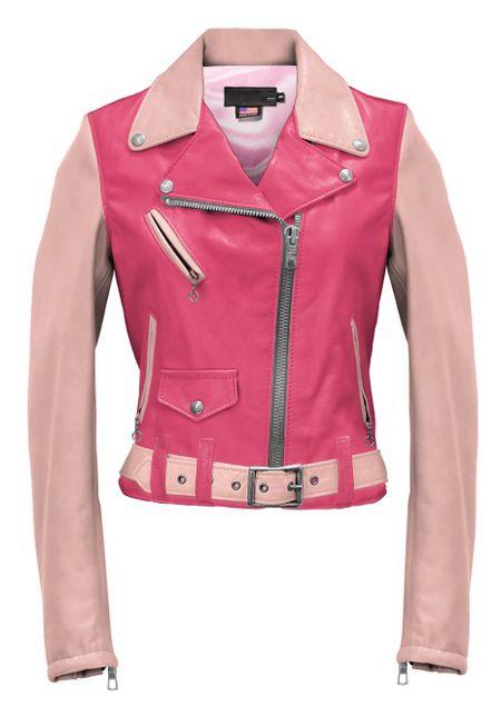 Hello Kitty Leather Jacket