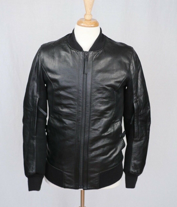 Helmut Lang Leather Jacket Men