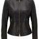 Hugo Boss Lambskin Leather Jacket