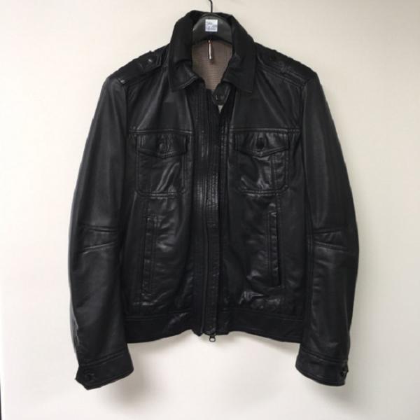 J Lindeberg Leather Jacket