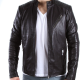 Jack Del Rio Leather Jacket