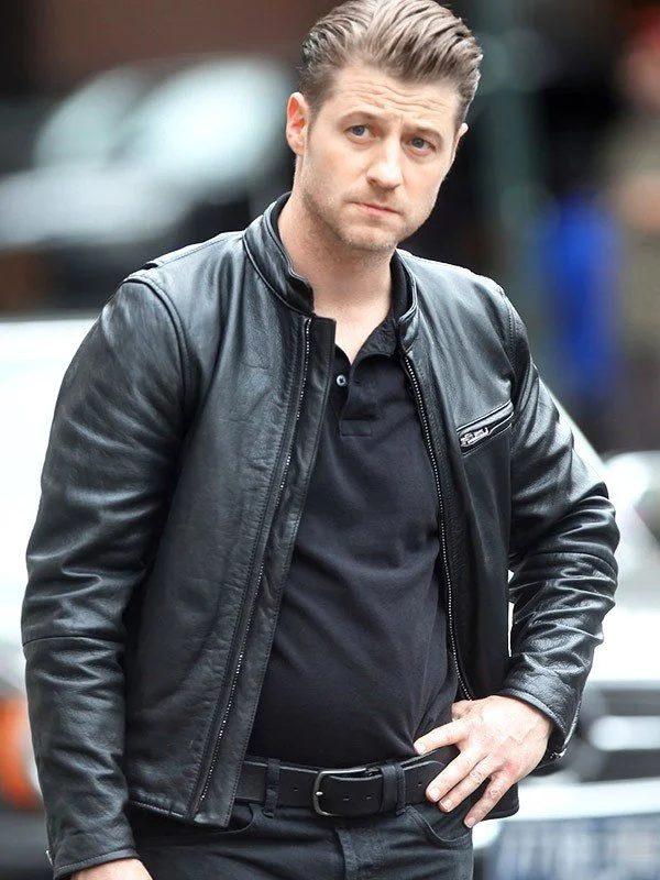 Jim James Leather Jacket