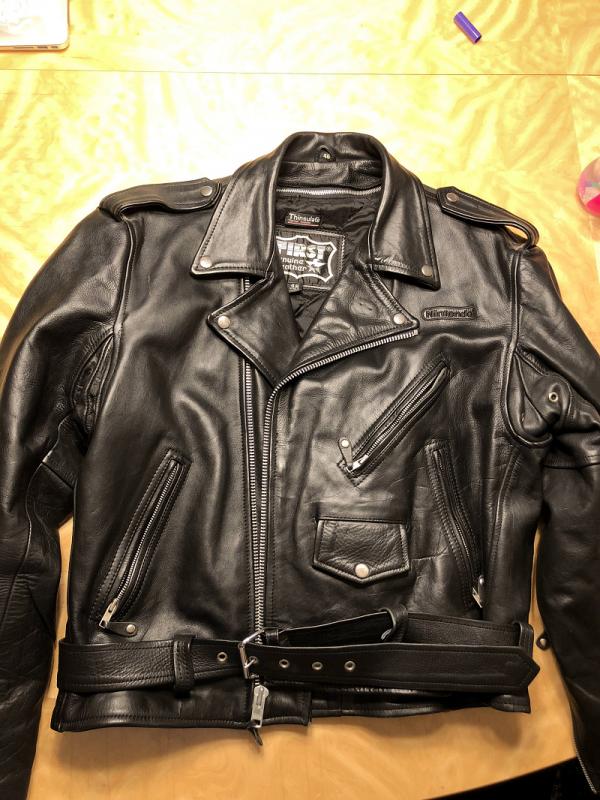 Killer Instinct Leather Jacket