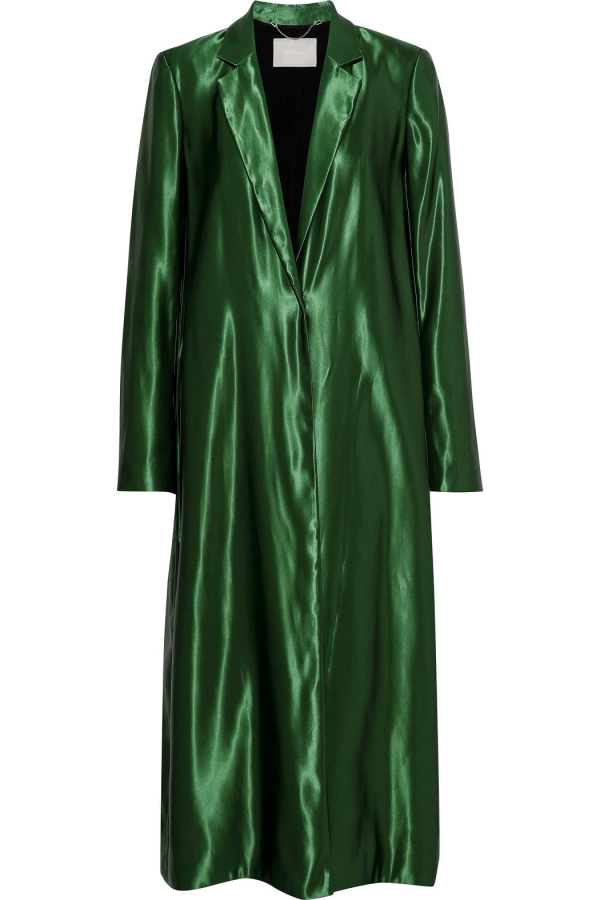Killing Eve Jodie Comer Green Night Jacket