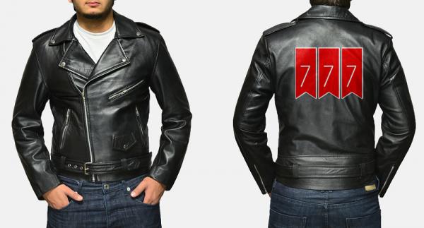 Leather Jacket Artwork