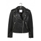 Leather Jacket Mango