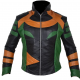Loki Leather Jacket