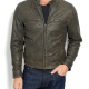 Lucky Brand Bonnevilles Leather Jacket