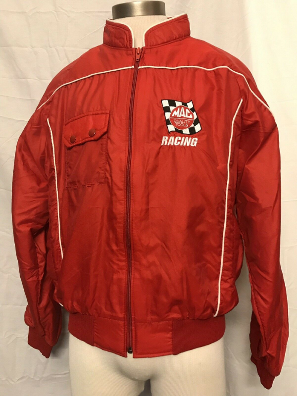 Mac Tools Leather Jacket