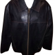 Marc New York Black Leather Jacket