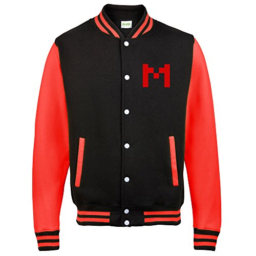 Markiplier Letterman Jacket