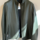 Mens Theory Leather Jacket