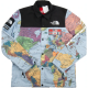 North Face Map Jacket