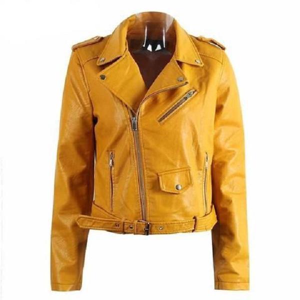 Oakley Leather Jacket