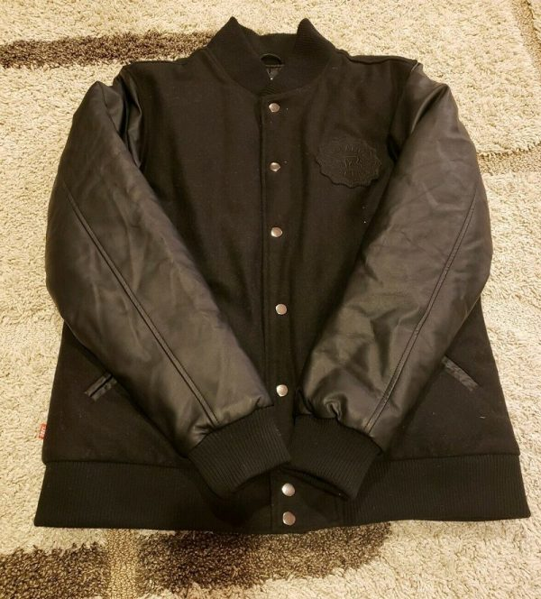 Obeys Winston Leather Jacket