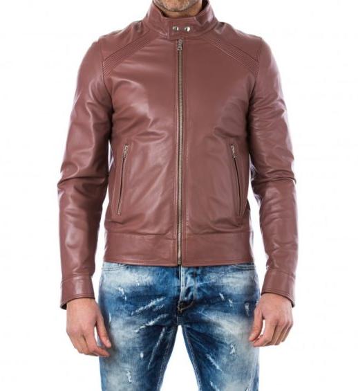 Onion Leather Jacket
