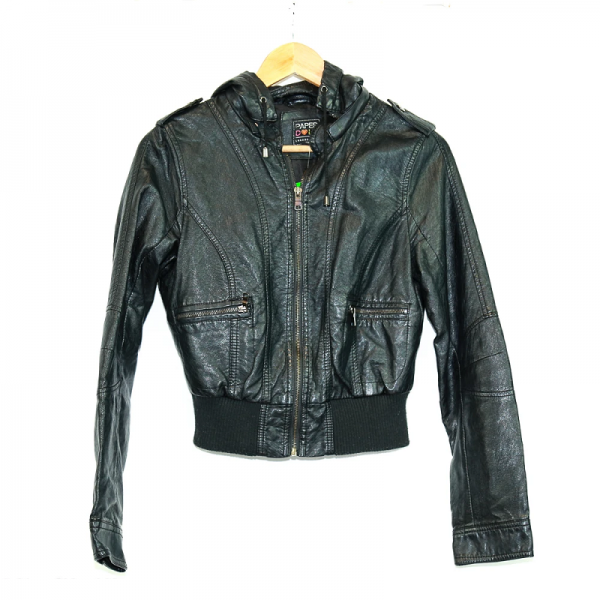 Paper Doll Leather Jacket
