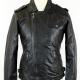 Pepe Leather Jacket