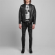 Philipp Plein Leathers Jacket Men