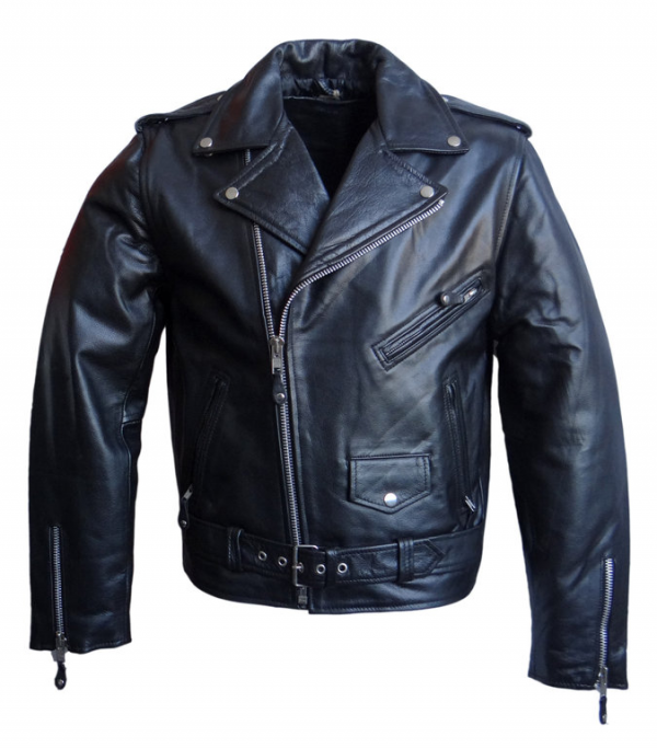 Rockabilly Leather Jacket
