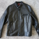 Schott 530 Waxy Black Leather Jacket
