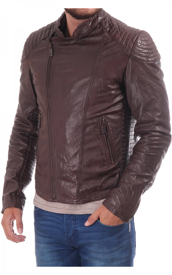 Scotch Soda Leather Jacket