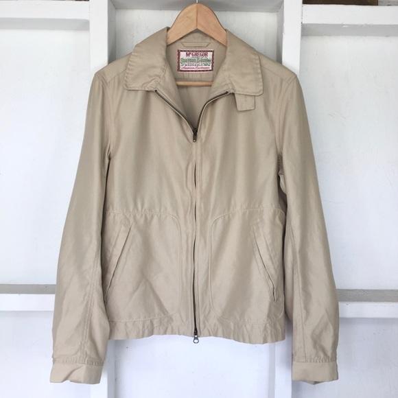 Scottish Leather Jacket