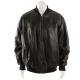 Sean John Black Leather Jacket