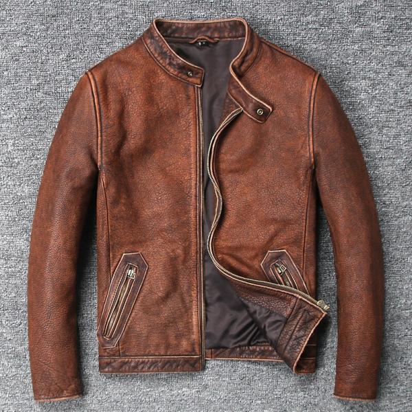 Skin Leather Jacket