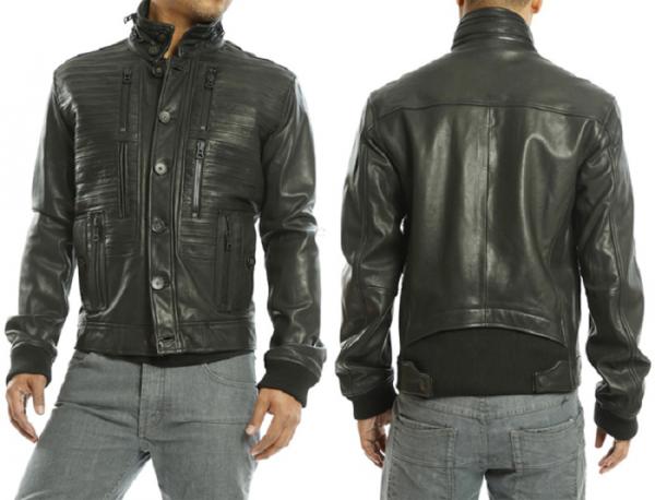 Soulja Boy Leather Jacket