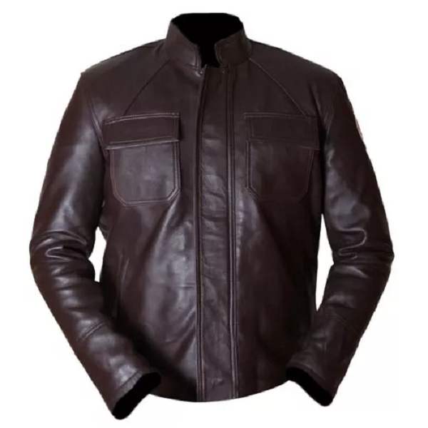 Star Wars Rebel Leather Jacket