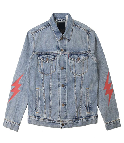 Starboy Denim Jacket