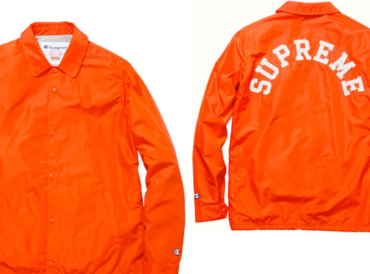 Supreme Coach Jacket