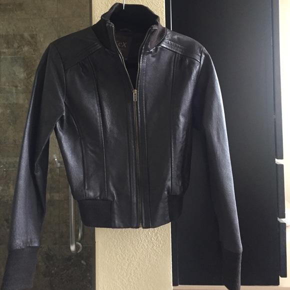 Tex Leather Jacket