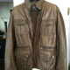 Tumi Leather Jacket