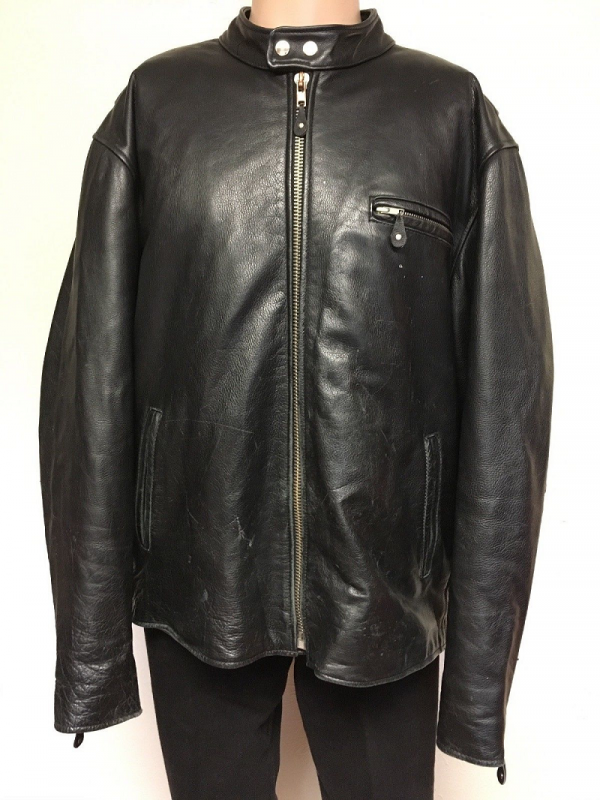 Usa Bikers Dream Apparel Leather Jacket