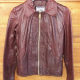 Vintage East West Leather Jacket